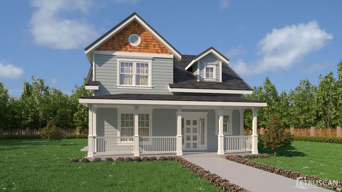 3 bedroom house 1 758 square feet etruscan house plans for Virtual tour of house plans